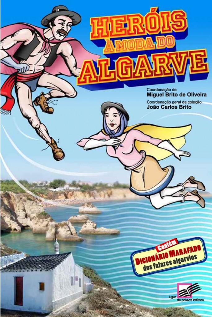 Herois à moda do Algarve_Capa