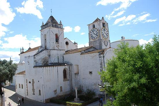 Igreja de Santa Maria do Castelo Tavira