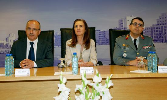 MInistra da Administração Interna presidiu à assinatura de protocolos em Quarteira - C.M.Loule - Mira (3)