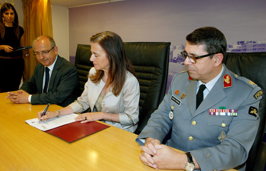 MInistra da Administração Interna presidiu à assinatura de protocolos em Quarteira - C.M.Loule - Mira (4)