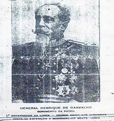 Major Augusto Henrique Dias de Carvalho
