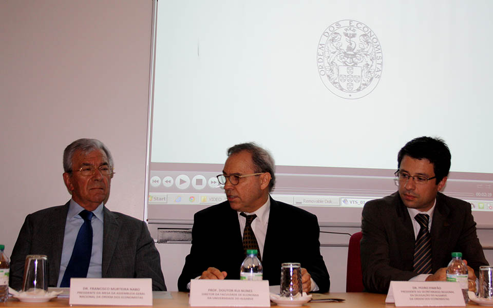 Murteira Nabo, Rui Nunes e Pedro Pimpão
