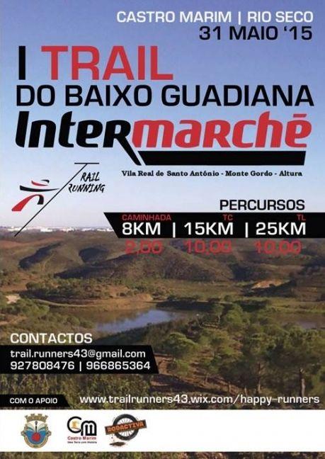 Trail Baixo Guadiana_cartaz