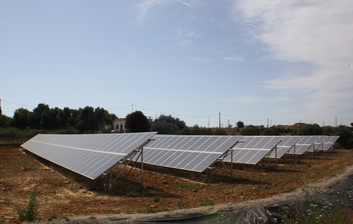 Central Fotovoltaica do Areal Gordo