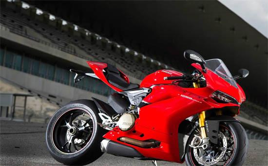 Apresentação mundial da nova mota Ducati 1299 Panigale