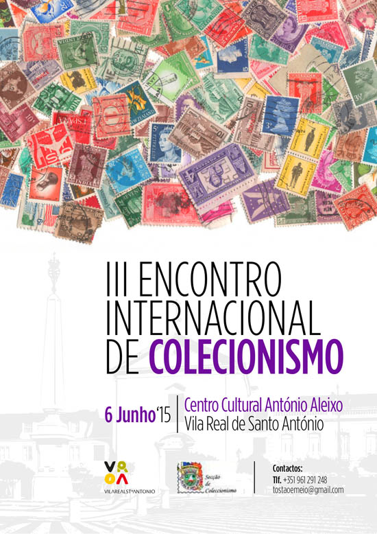 III Encontro Internacional de Colecionismo de VRSA