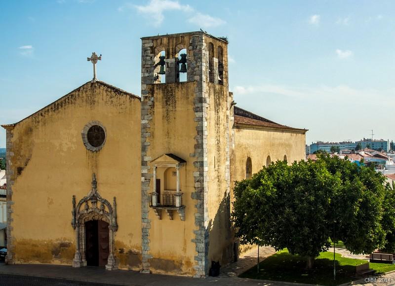 Igreja de São João Baptista - Moura