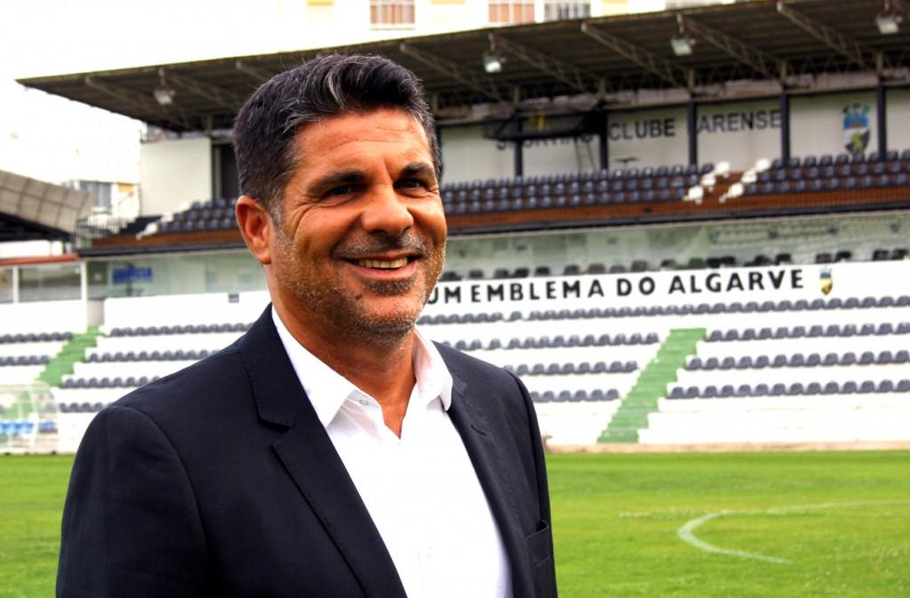 Jorge Paixão no Farense_1