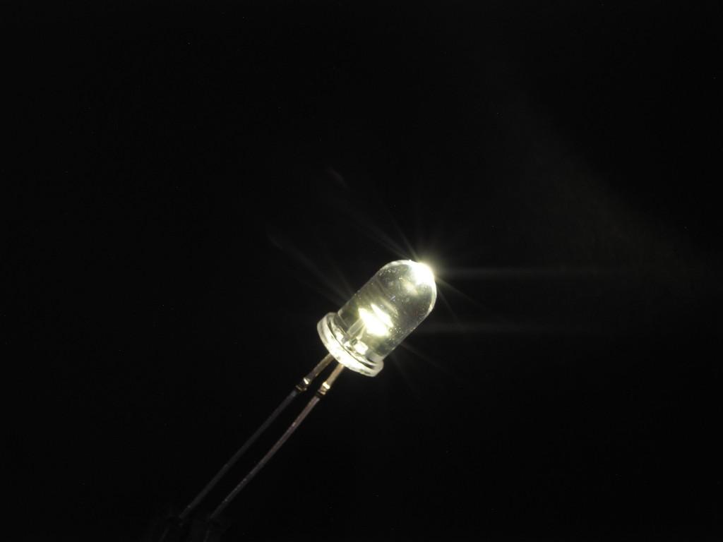 LED de luz branca