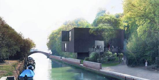 O pavilhão da Austrália na Bienal de Veneza
