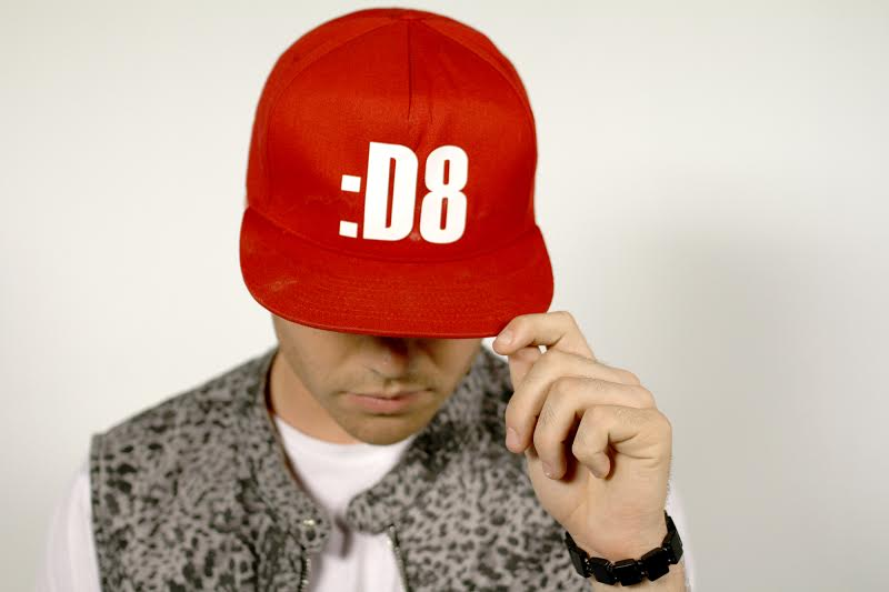 Rapper D8