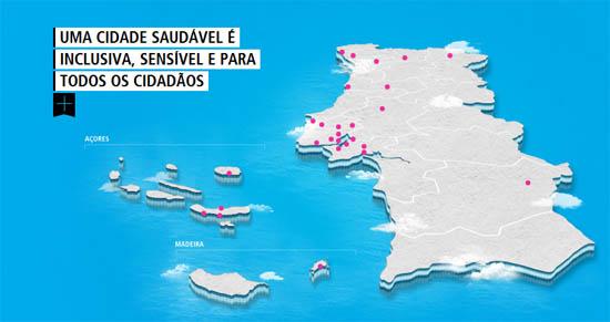 Rede Portuguesa de Municípios Saudáveis