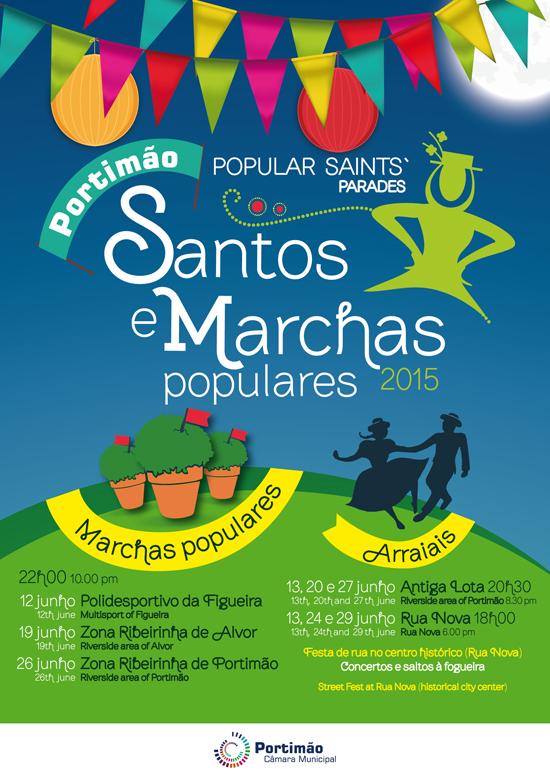 CARTAZ_Santos e Marchas Populares 2015_CULT_123I-15