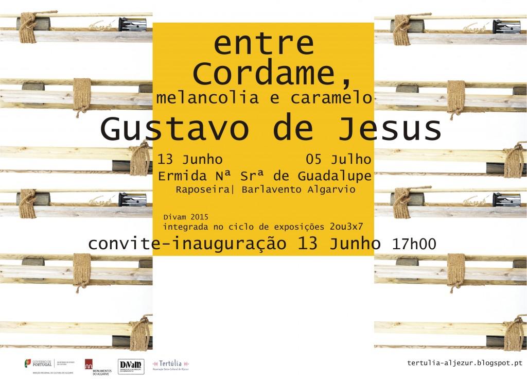 expo Gustavo J 13 JUNHO convite outro