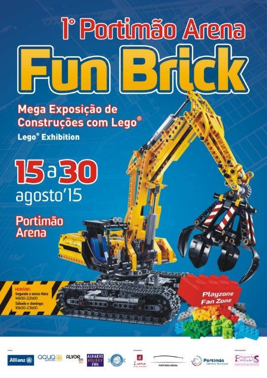 AF Cartaz Fun Brick