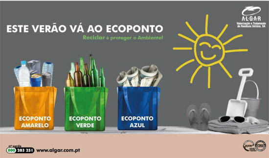 ALGAR reciclagem