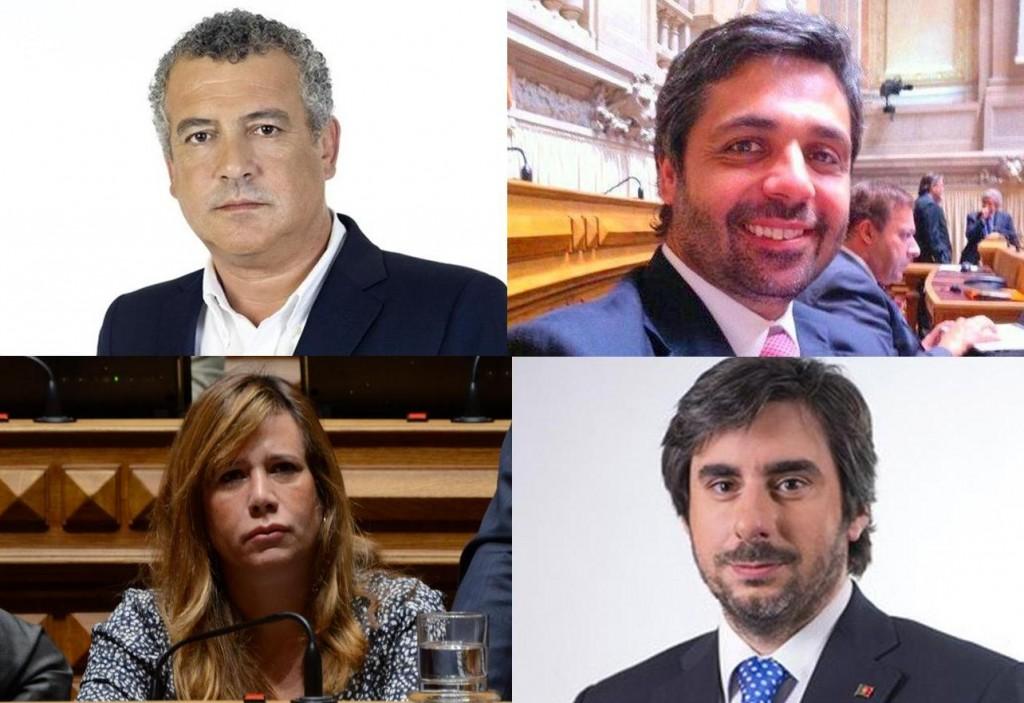 Candidatos PSD 2015