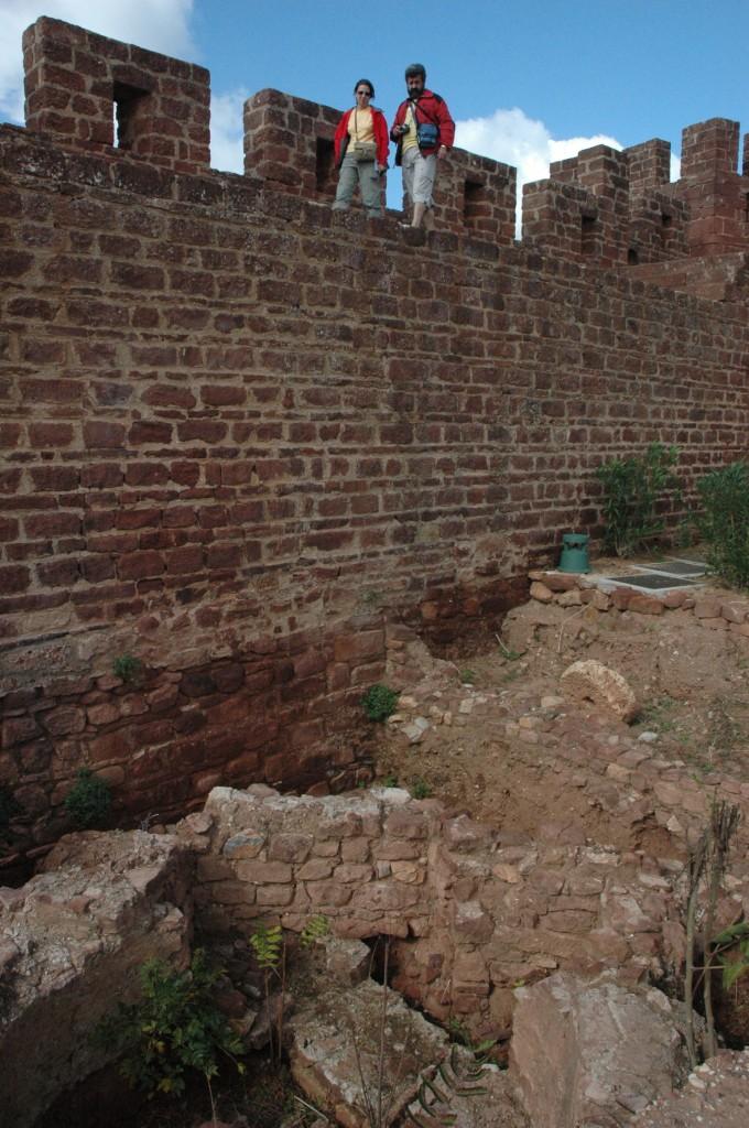 Castelo de Silves_arqueologia