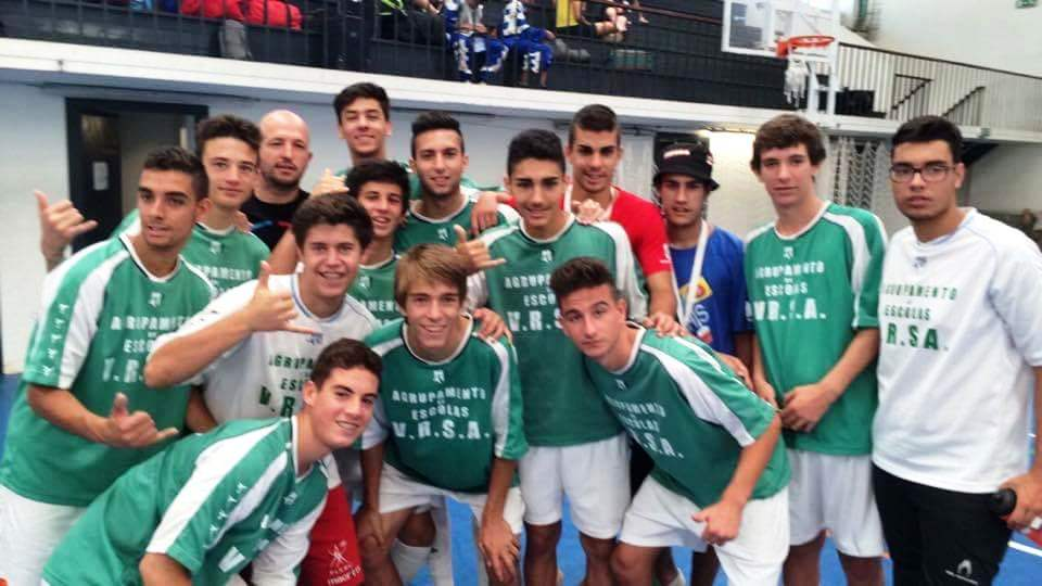 Desporto escolar_Futsal_Vencedores 2015 Fisec (1)