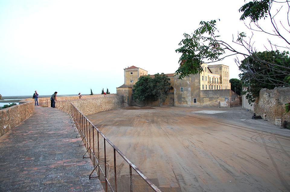 Festival F ganhou novo espaço junto às muralhas da Vila-Adentro