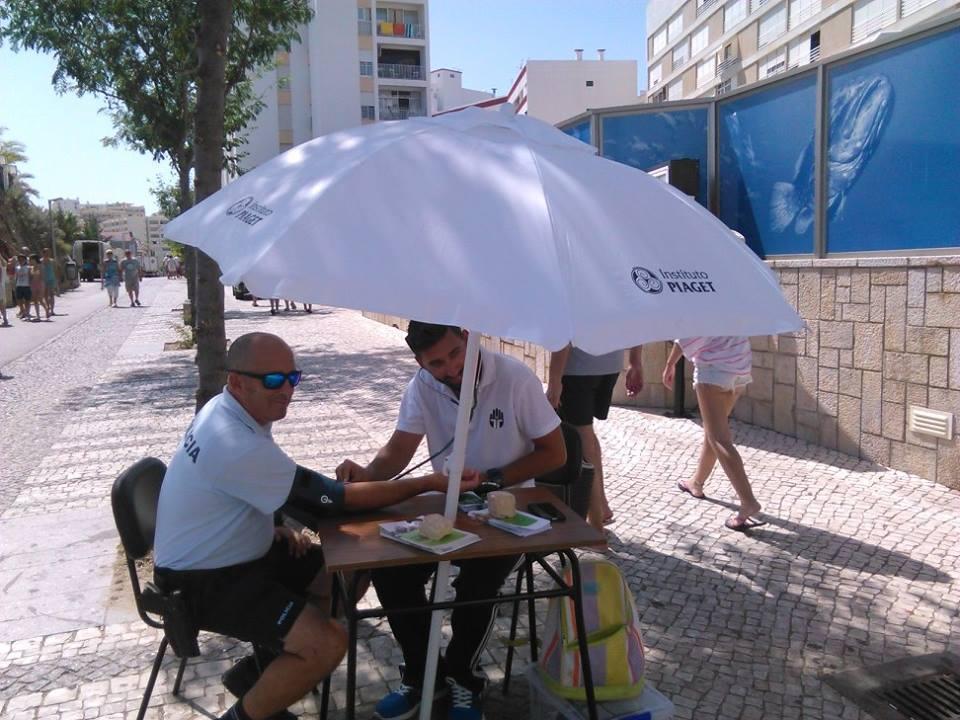 Instituto Piaget na Praia