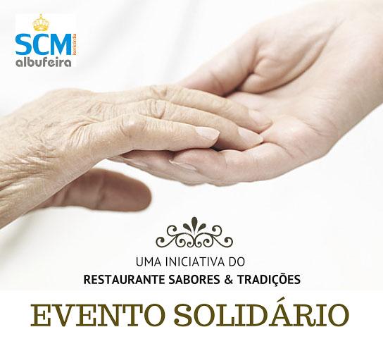 Jantar Solidário SCM Albufeira