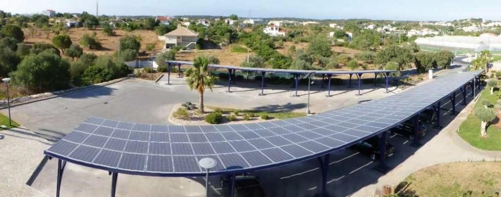 Parque Solar Fotovoltaico Algar