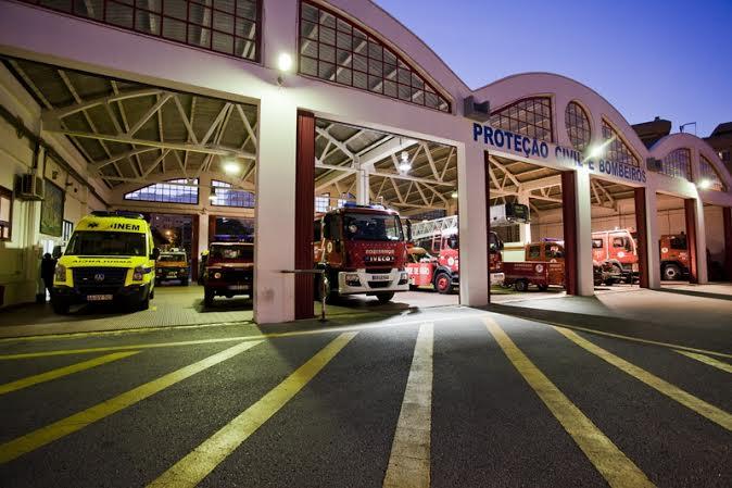 Proteção civil e bombeiros de Faro