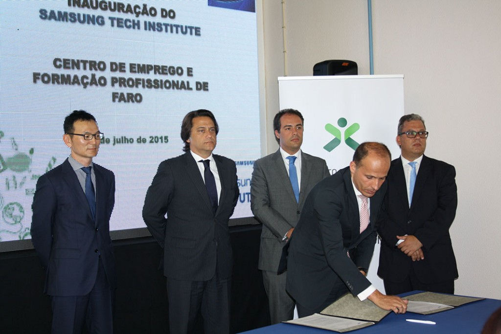 Samsung Tech Institute inaugurado em Faro_2