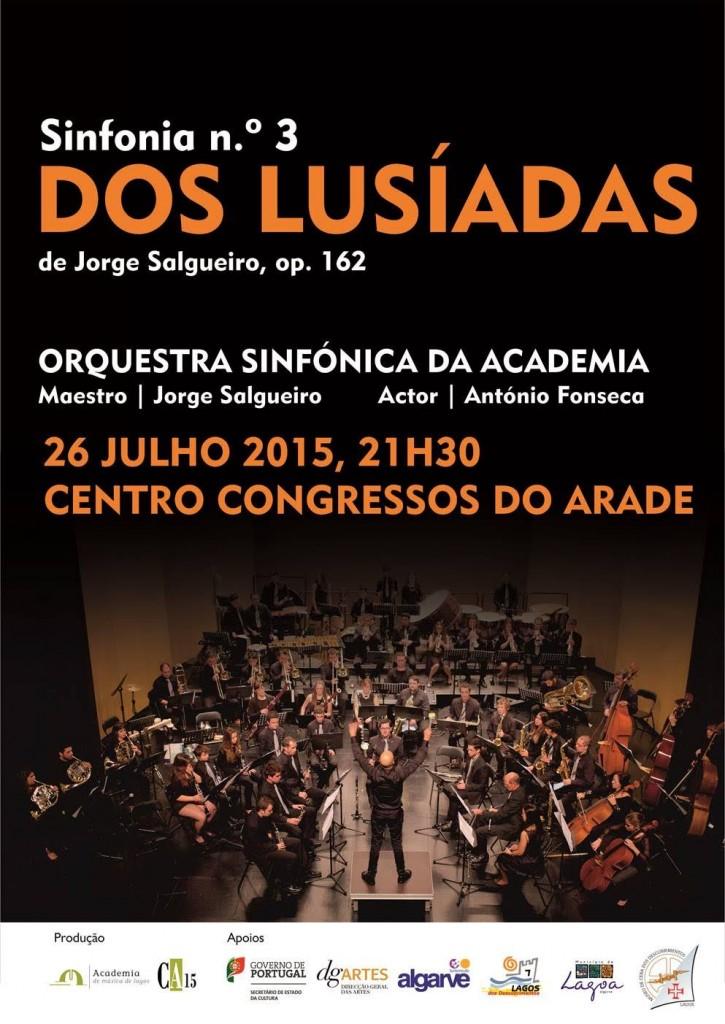 Sinfonia 3 Os Lusíadas