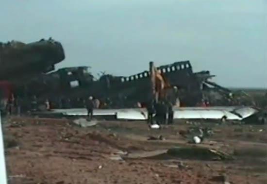 acidente da Martinair