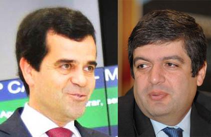 Alberto Mota Borges sucede a António Correia Mendes