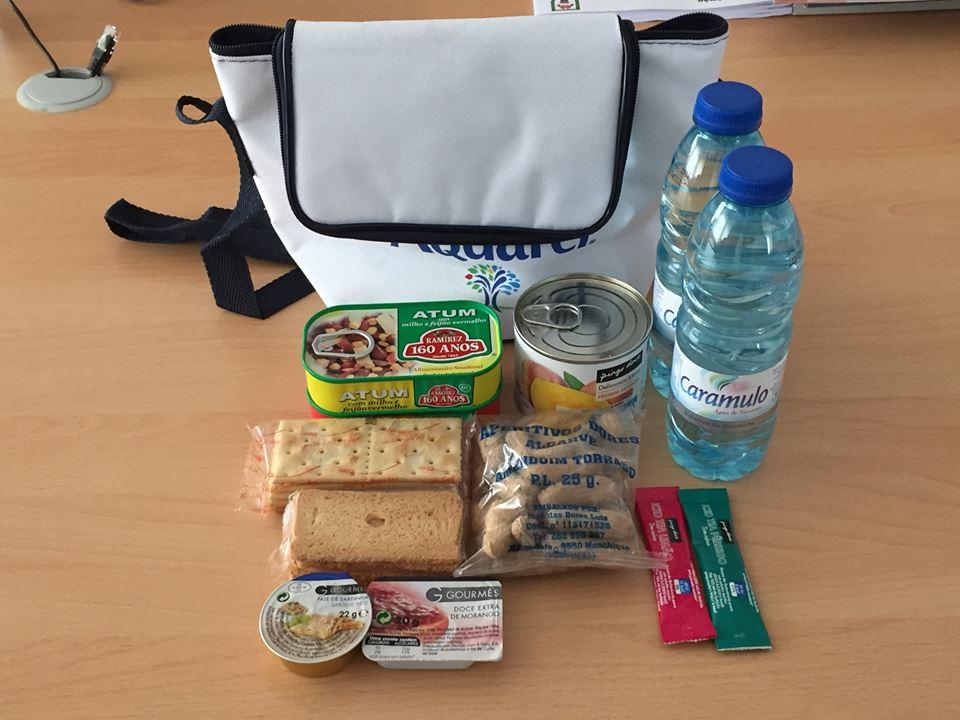 kit alimentar