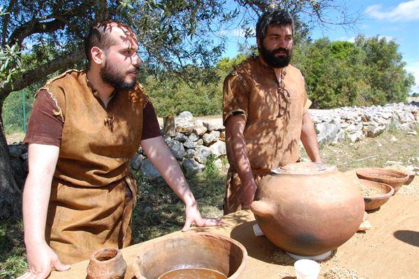 Mestres cervejeiros...pré-históricos