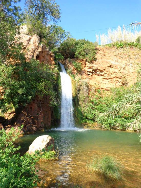 quedas de água do Vigário, Alte - josé alberto godinho