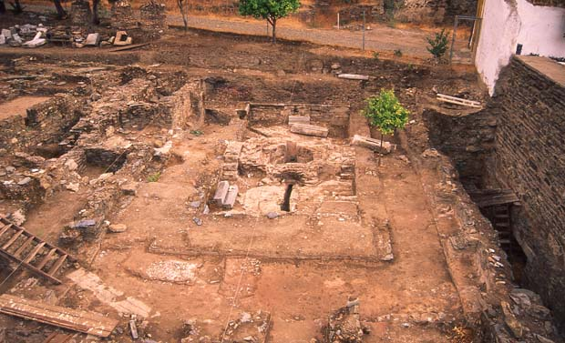 Campo Arqueológico de Mértola