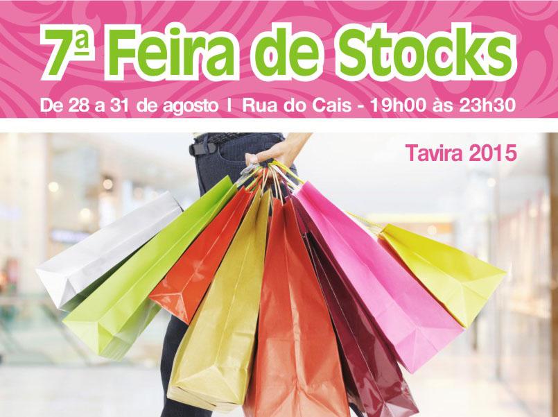 Feira de Stocks de Tavira 2015