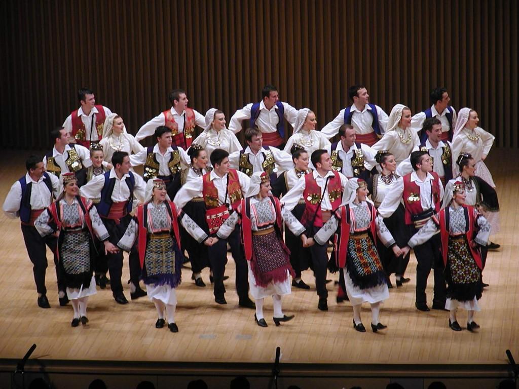 Folk Dance Ensemble Cajavec_Bosnia-Herzegovina