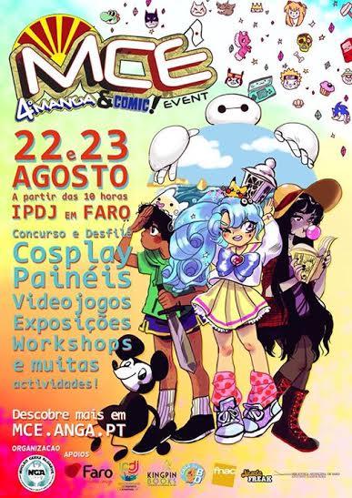 Manga and Comic Event