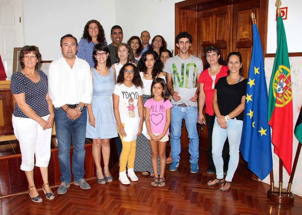 Melhores Alunos São-brasenses premiados com viagem a Barcelona