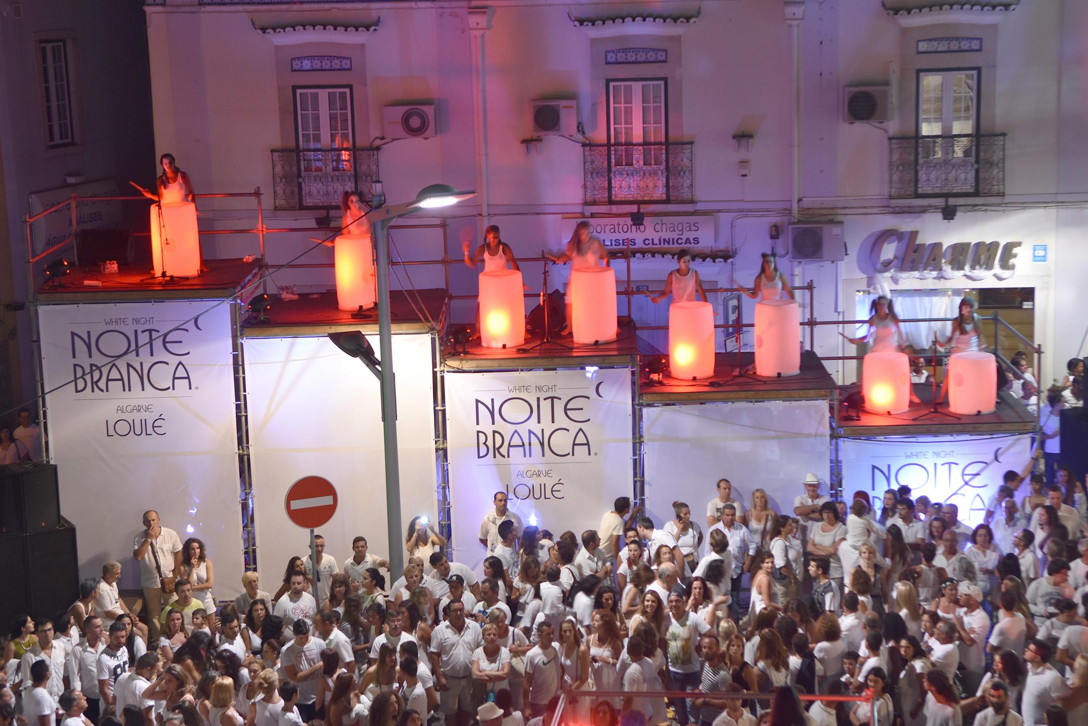 Noite Branca de Loulé com número recorde de 50 mil pessoas