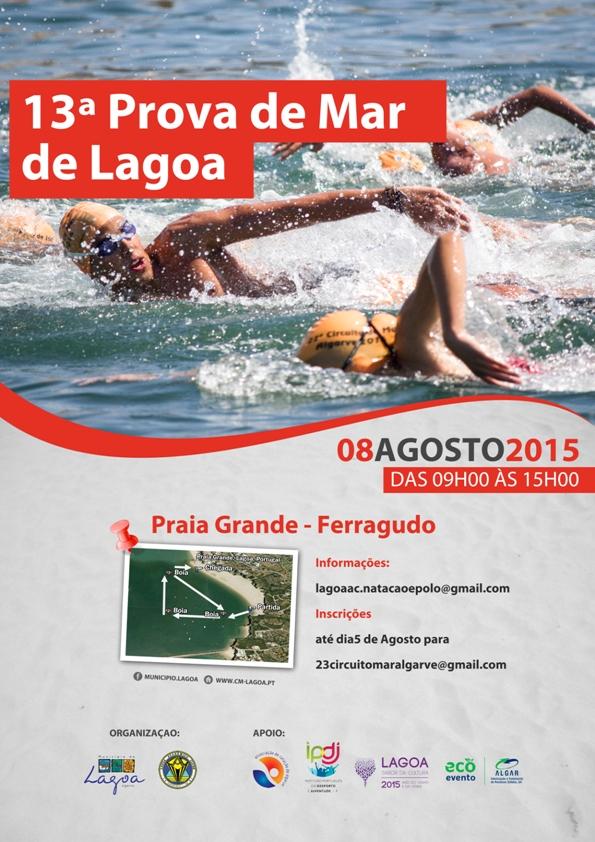 Prova de Mar Lagoa 2015