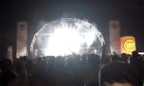 Sound Beach Party On - imagem do vídeo de Ricardo Loisas