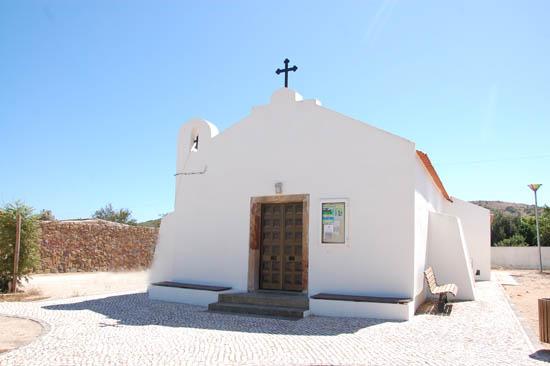 Igreja de S. Lourenço, em Vale de Boi