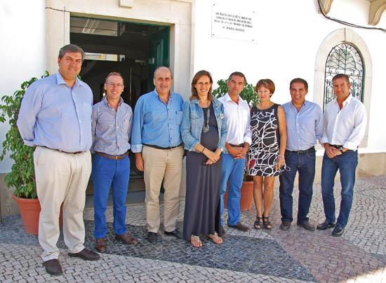 candidatos PS em Olhão