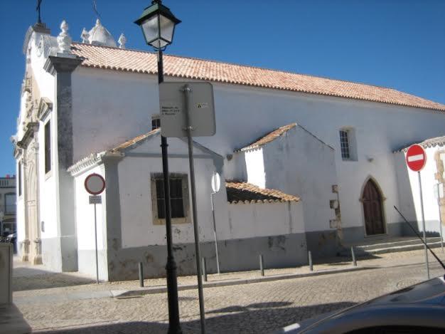 igreja de Moncarapacho
