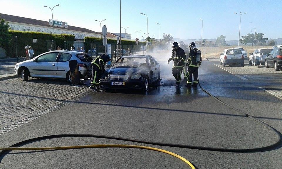 Foto do Corpo de Bombeiros Sapadores de Faro