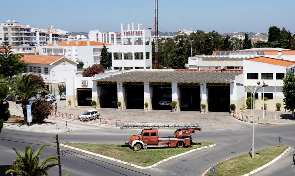 quartel dos Bombeiros BVL