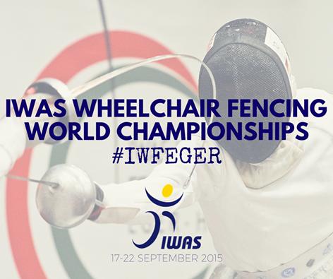 Campeonato do Mundo de Esgrima Cadeira Rodas 2015