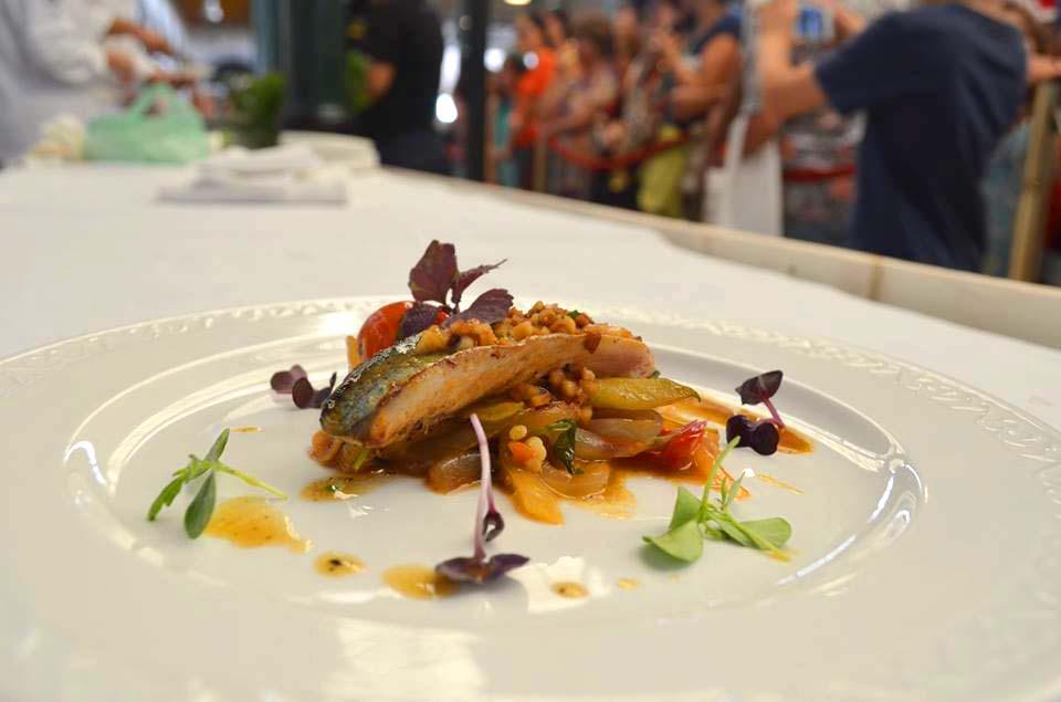Cavala Algarvia na Feira da Dieta Mediterrânica